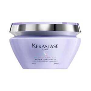 masque ultra violet blond absolu kerastase